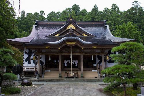 世界遺産の熊野古道に行って来ましたよ! その4(発心門王子~熊野本宮大社)